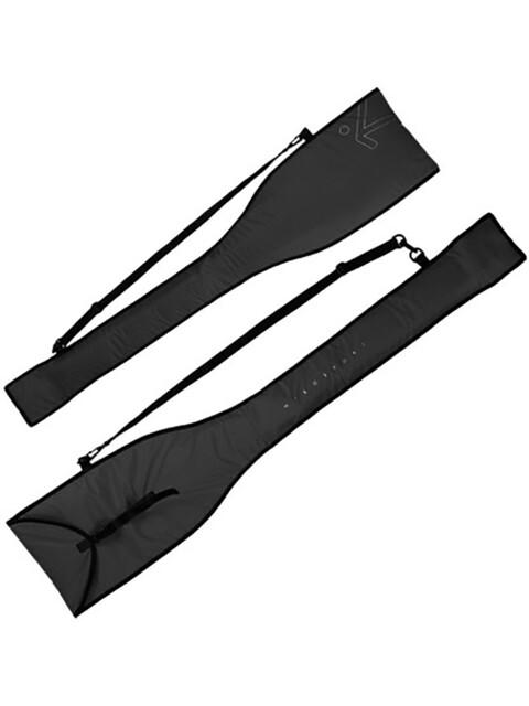Hiko K Split Paddle Cover 130cm Black